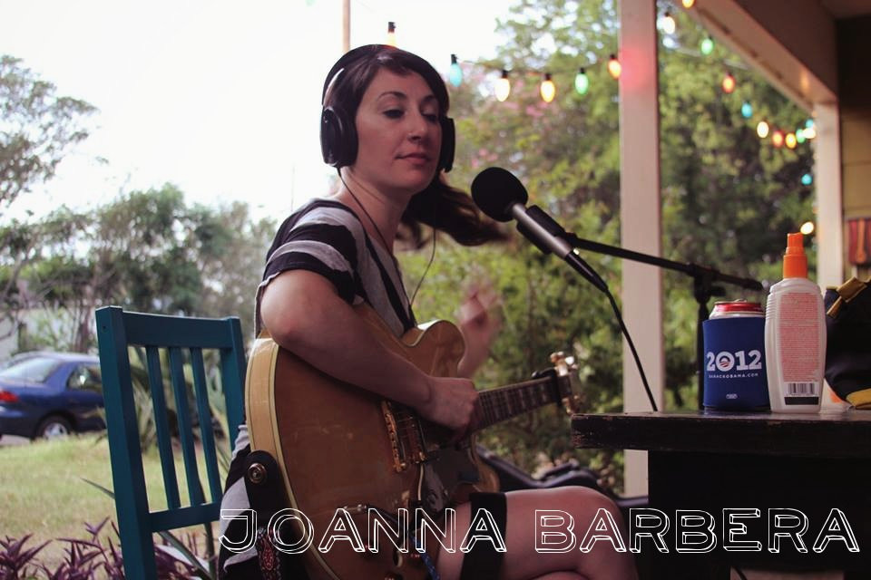 Episode 6 - Joanna Barbera